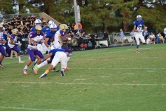 Campbellsville's Malachi Corley (6) races to the outside. Corley is a big-time talent.
